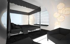 Фото — Gloss 1. — Interior design