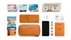 New for Spring: Bellroy Carry Out