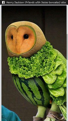 Fruit decorating ideas