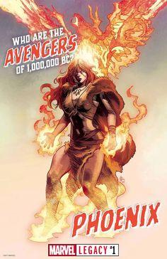 Marvel Legacy | Vingadores pré-históricos vão voltar e roteirista compara com Rebirth da DC | Notícia | Omelete