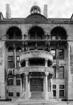 The Macdonald Physics Building (Built in 1893), McGill University, Montreal, Canada. By Quan Nguyen, via Flickr.