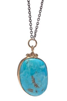 BIG TURQUOISE | Emily Amey Jewelry - beautiful jewelry on this site