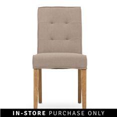 carter chair fabric grey