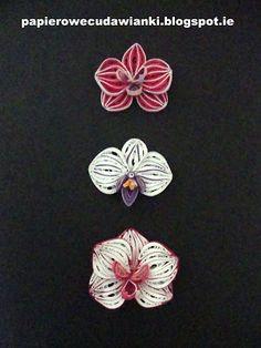 Handmade-kursy ,wzory ,tutoriale: Quilling -tutoriale