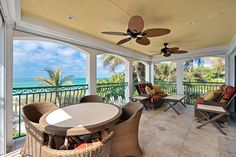 Just look at that view of the ocean in Captiva Island!