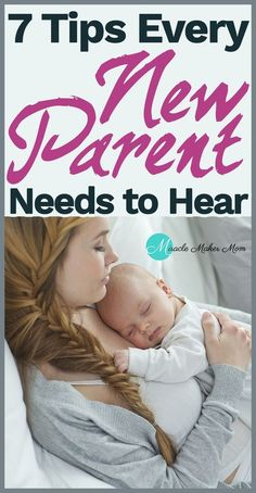 nice 7 Tips Every New Parent Needs to Hear - Miracle Maker Mom Read More by miraclemakermom. Mom Advice, Parenting Advice, Kids And Parenting, Single Parenting, New Parents, New Moms, Diy Décoration, Friends Mom, Pregnant Mom