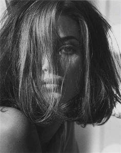 Steven Meisel Christy Turlington, for 'Italian Vogue', 1989.