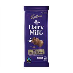 A box of 16 Cadbury Dairy Milk Block Cadbury Flake, Cadbury Dairy Milk Chocolate, Selection Boxes, Love Ice Cream, Chocolate Brands, Peanut Butter Cups, Oreo, Candy, Future