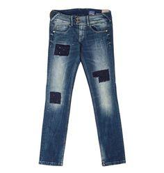 Aiko patchwork skinny denim Aiko, Skinny, Denim, Jeans, Collection, Fashion, Scrappy Quilts, Moda, Fashion Styles