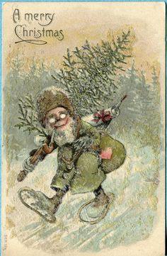 A Merry Christmas Santa
