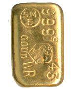 Goldbarren SMS - #feingold   goldankauf-haeger.de