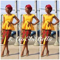 LOVE her skirt!!!