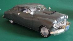 Stallone Cobra Mercury Monterey Paper Model - by Claudio Dias   ===           By Brazilian desiger Claudio Dias, from Paper Inside website, here is the Stallone Cobra Mercury Monterey paper model, ocuppying 7 sheets of paper and consisting of 167 pieces.