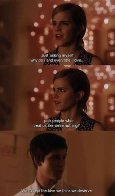Perks of being a wallflower one of my favourite quotes ever. ~R Perks of being a wallflower one of my favourite quotes ever. ~R,Words Perks of being a wallflower one of my favourite quotes. The Words, Film Quotes, Funny Quotes, Sad Movie Quotes, Quotes From Movies, Quotes Quotes, Deep Quotes, Lyric Quotes, Easy A Quotes