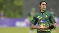 Pakistan face setback before Champions Trophy; Umar Gul out