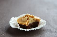 Healthy-Enough-for-Breakfast Chocolate Peanut Butter Cups