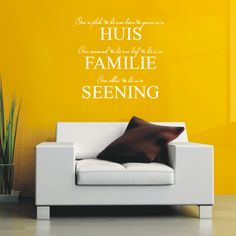 Wall Decals - Vinyl Decals Wall Art Stickers - AFRIKAANS: Familie Seening was listed for R110.00 on 18 May at 07:46 by an2netb in Durban (ID:146240864)