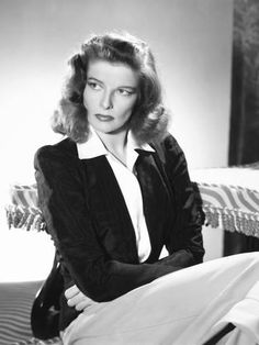 Photographic Print: Katharine Hepburn : 24x18in Old Hollywood, Hollywood Icons, Golden Age Of Hollywood, Hollywood Glamour, Hollywood Stars, Hollywood Actresses, Classic Hollywood, Actors & Actresses, Blonde Actresses