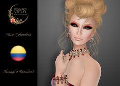 https://flic.kr/p/xiMYs3 | Miss Colombia - Almagris Resident | Aquí están! Tenemos el inmenso honor de presentales a las Candidatas Oficiales a Miss Mundo Virtual 2016, una de ellas será la próxima representante de la Belleza Latina.