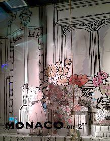 Window Display @ Bangkok, Thailand: Central Chidlom, Bangkok