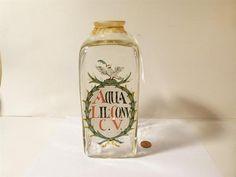 1979 Holmegaard apothecary jar