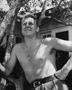 "Van Johnson- ""He was gay! He would have even told you that! His daughter, in her scathing memoir about him, certainly would have brought it up! But all the mainstream-press obits carefully omit that fact, only deigning to bring up Van's Hollywood marriage to a woman"""