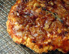 Nigella Lawson's Supper Onion Pie by @Corrie Hughes