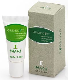 Image Skincare's Ormedic Balancing Lip Enhancement Complex. Visit http://www.dreamspamedical.com/Medical-Spa-Boston-MA-Blog/product-of-the-month-ormedic-balancing-lip-enhancement-complex-boston-canton-ma