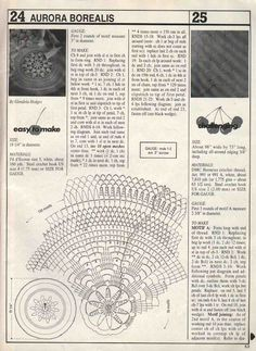 Decorative Crochet Magazines 36 - Gitte Andersen - Picasa Web Albums