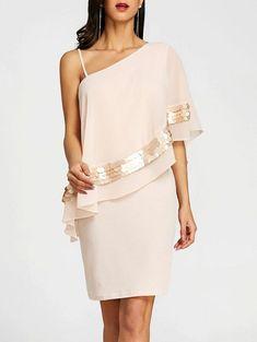 555ae772eaf8 Style  Casual   Material  Polyester Spandex   Silhouette  Sheath   Dresses  Length · Vestiti Casual Da LavoroAbiti ...