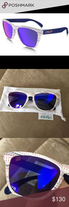 Oakley Frogskins Team Usa