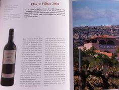 Clos de l'Obac, wine, Priorat