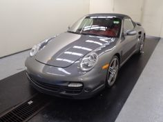 2008 Porsche 911 TURBO CABRIOLET For Sale | TORONTO ON