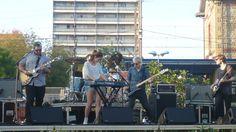 #RuralZombies en el #MúsicaParkean realizado en #AzkenPortu de #Zarautz. 2014