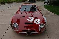 1966 Alfa Romeo TZ2 750116