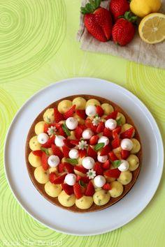 Fantastik citron fraise basilic107