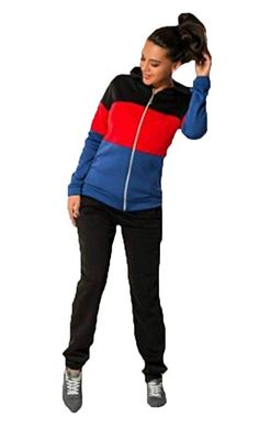 Finchgirl Damen Jumpsuit Jogger Jogging Anzug ...
