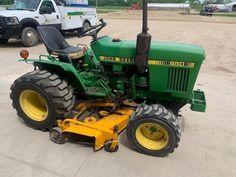 Compact Tractors For Sale, John Deere Compact Tractors, John Deere Garden Tractors, Yard Tractors, Utility Tractor, John Deere Equipment, Farms, Vehicles, Homesteads