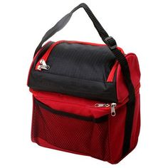 Cool! :)) Pin This & Follow Us! zCamping.com is your Camping Product Gallery ;) CLICK IMAGE TWICE for Pricing and Info :) SEE A LARGER SELECTION of camping coolers at   -  #hunting #campingaccessories #camping #insulatedbags #coolers #campinggear #campsupplies -  TrailWorthy Cooler Color: Red « zCamping.com