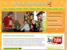 We are Irelands leading party childrens entertainers. Magicians, puppets, fun science, circus skills etc for great kids entertainment. Mad Professor, Magic Show, Puppet Show, Music Party, School Parties, Karaoke, Corporate Events, The Magicians, Science