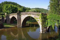 Le pont médiéval de Belcastel -Aveyron