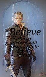 Believe that ... Charming/David