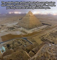 Dump A Day Funny Pictures Of The Day - 57 Pics || ((only pinning for the once-in-a-life-time picture of the pyramid))