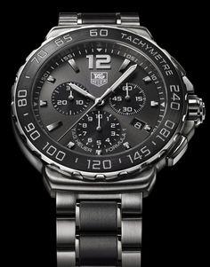 Tag Heuer Formula One Chronograph Ceramic Watch
