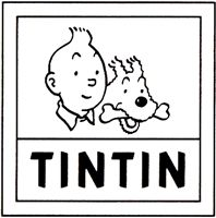 Tintin ... and Milou, of course!
