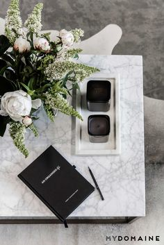 Step inside a beauty blogger's elegant, cool-girl office for a lesson in minimal decorating.