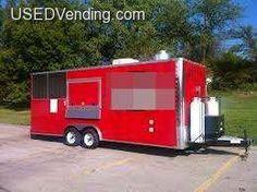2012 - Diamond Cargo 20' x 8' Food Concession Trailer!!!