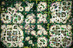 A Dream About Circles by Yuya Takeda, via Behance