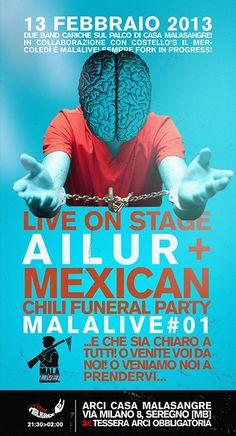 Mala Live #01