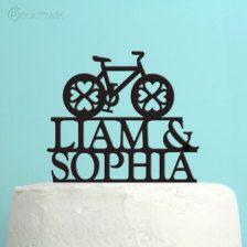 Decorazioni per torte in Decorazioni - Etsy Matrimoni